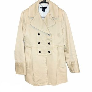 Marc by Marc Jacobs Ribbed Pea Coat